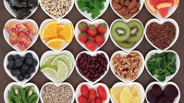 alimentos para a dieta detox