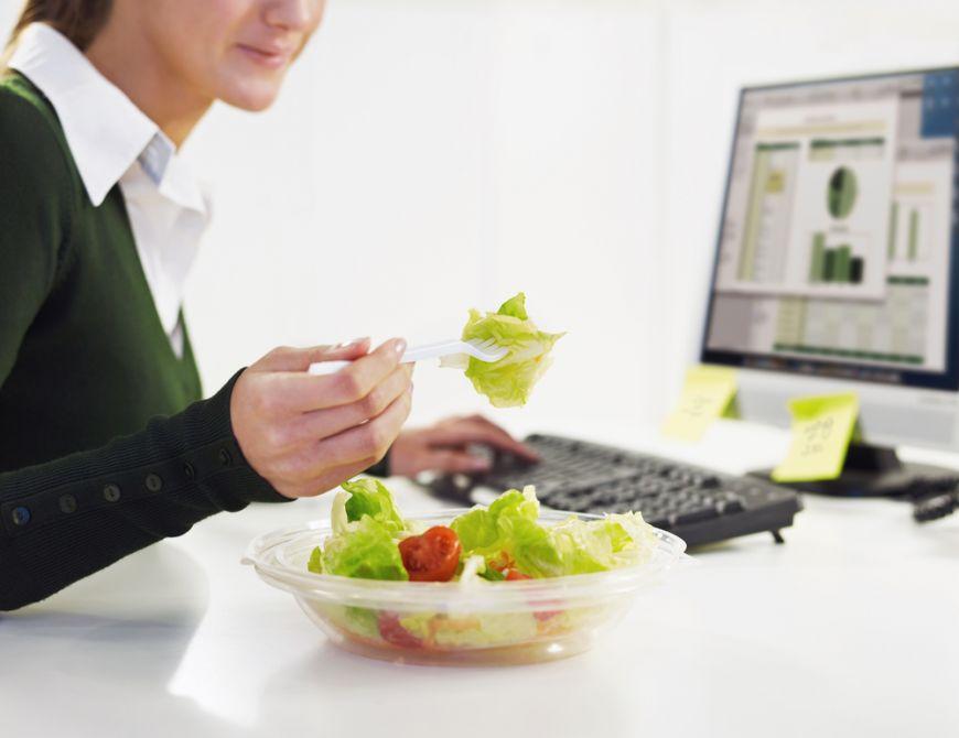 Comer no Trabalho