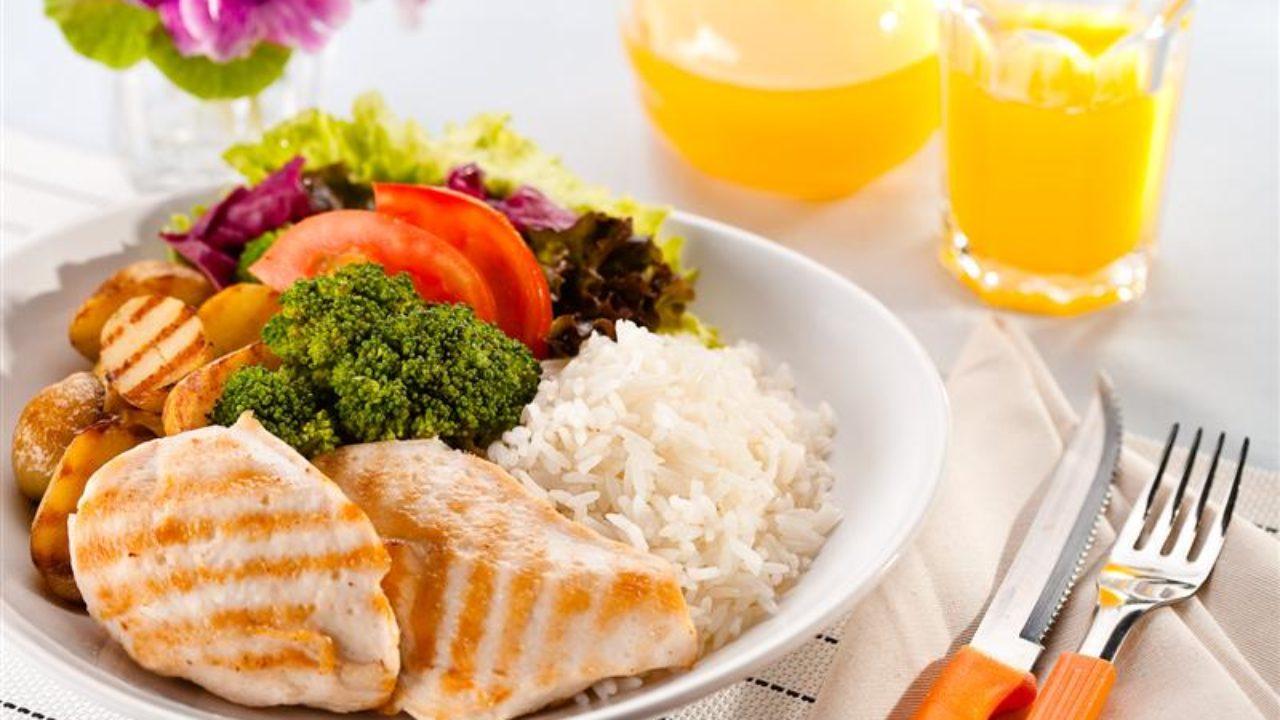 como pesar la comida para dieta