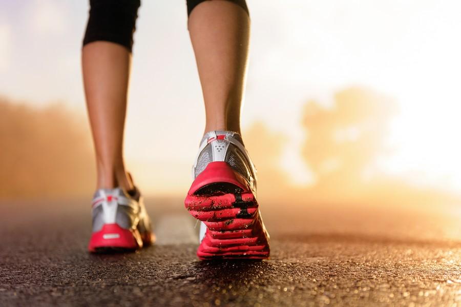 Mulher Preparada para Correr