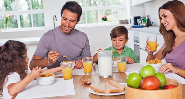 Café da Manhã em Família