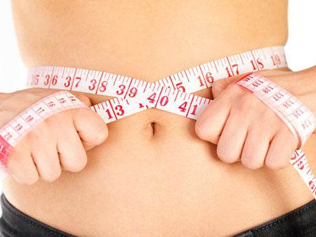 Chapas em perda de peso