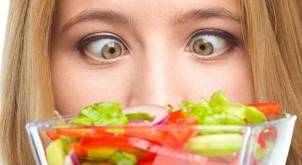 Desesperada com Salada