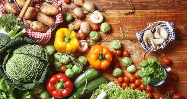 dieta vegetariana da