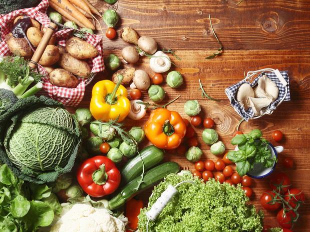 Comidas Vegetarianas