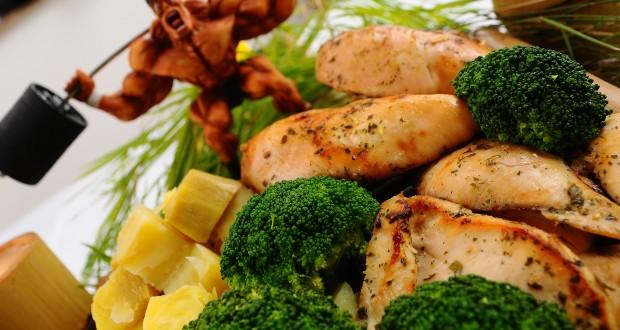 Como ganhar massa com alimentos