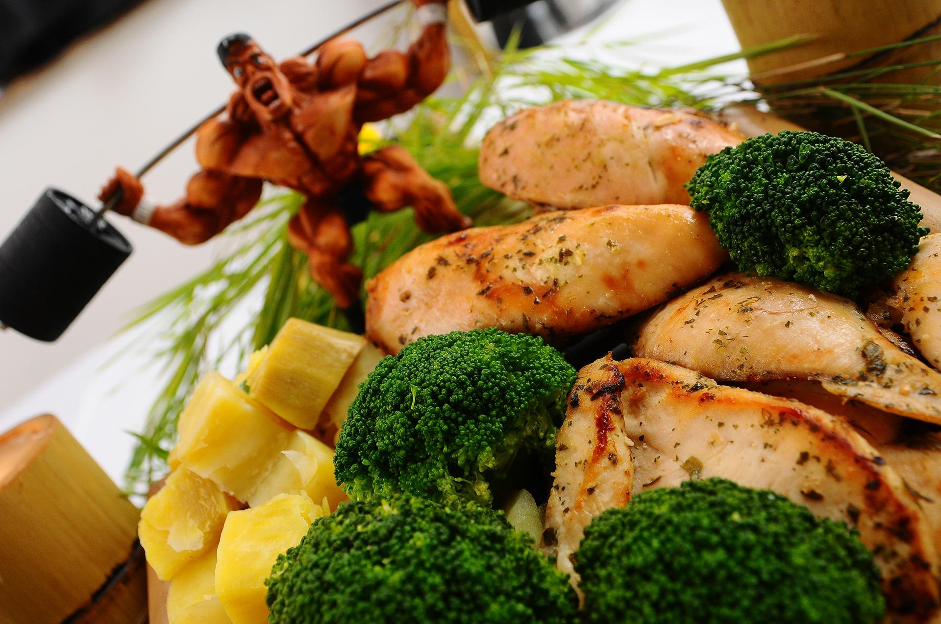Dieta dos frangos