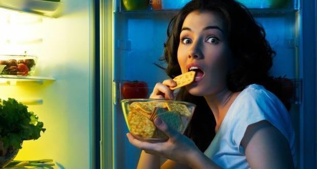 o que comer antes de dormir