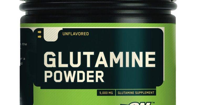 glutamina engorda