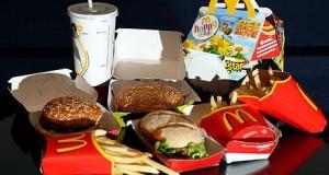 Fast Foods Bebês