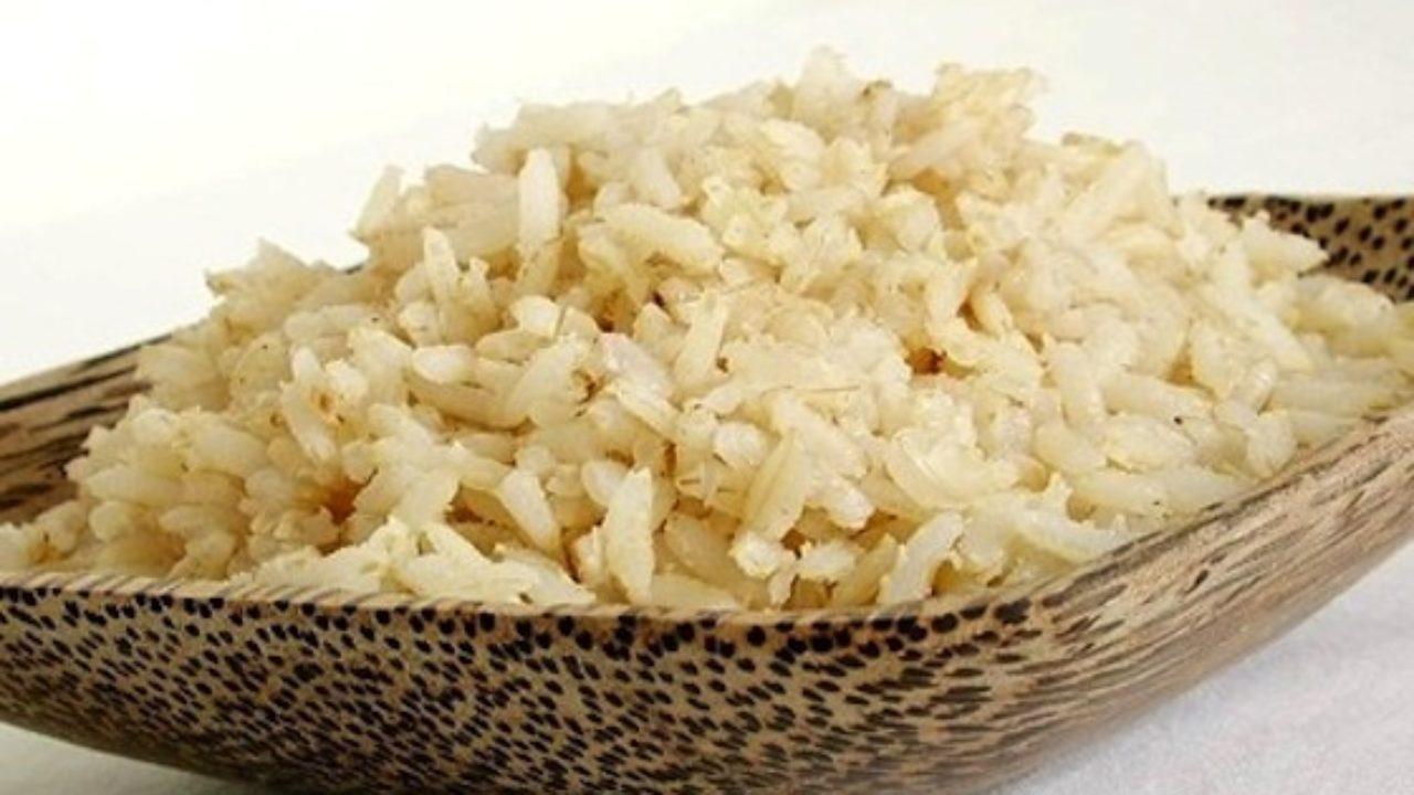 comer arroz integral e feijao engorda