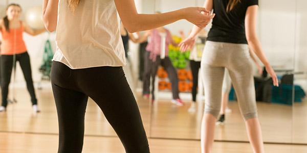Dança aeróbica