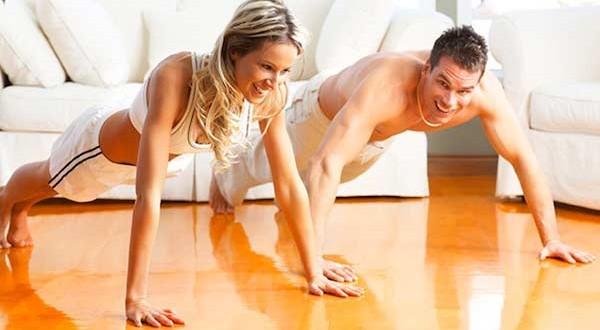 eab659960 10 Exercícios em Casa para Emagrecer e Tonificar os Músculos ...