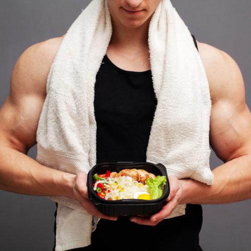 ajuda a ganhar massa muscular
