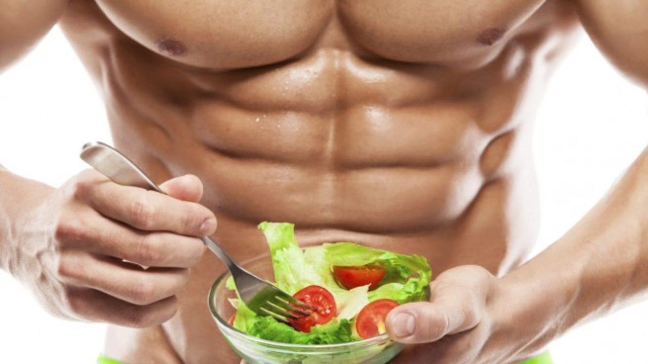 alimentos para o musculo crescer