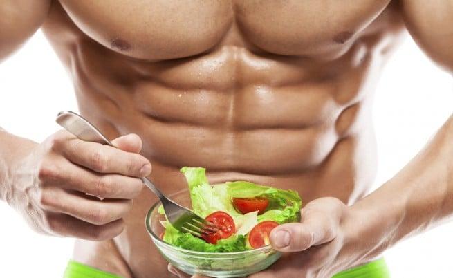 Alimentos aumentar masa muscular dieta