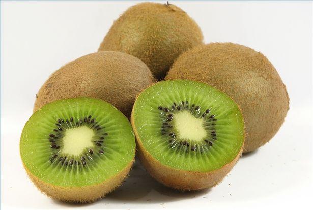 kiwi emagrece