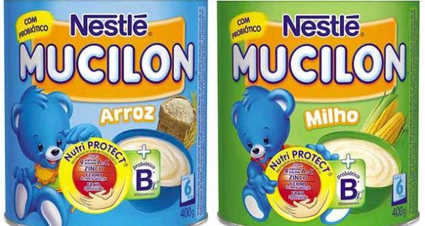 mucilon engorda - milho e arroz