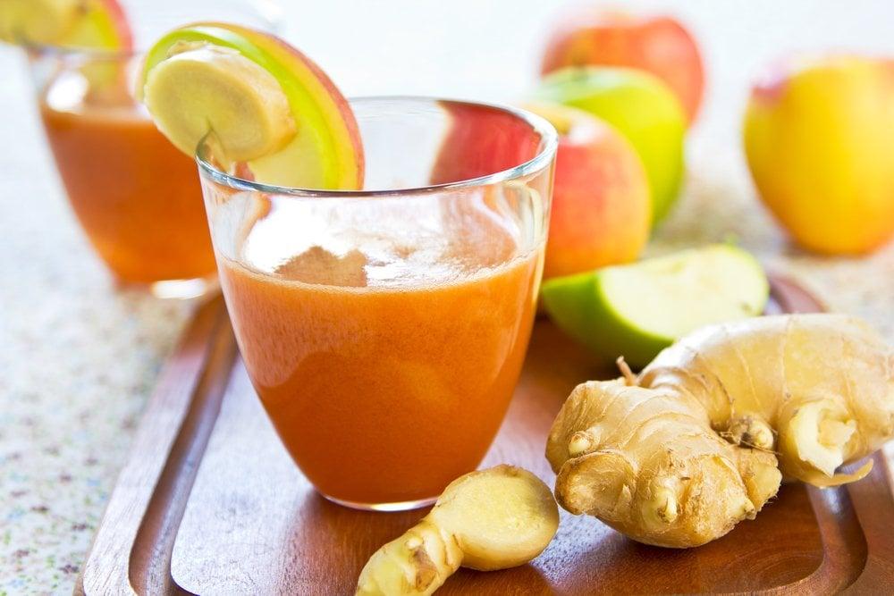sucos detox para emagrecer