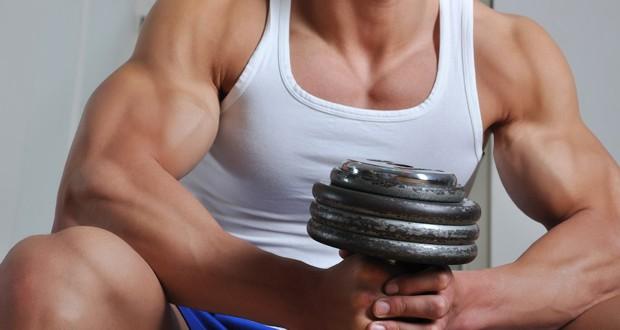 Massa Muscular Academia em Casa