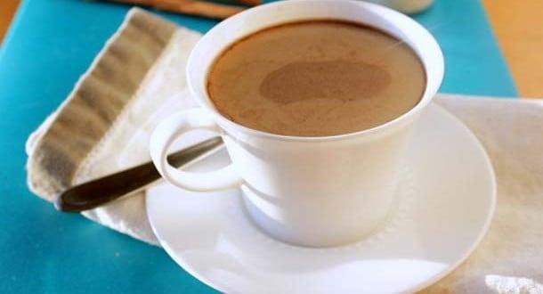 cafe engorda com leite
