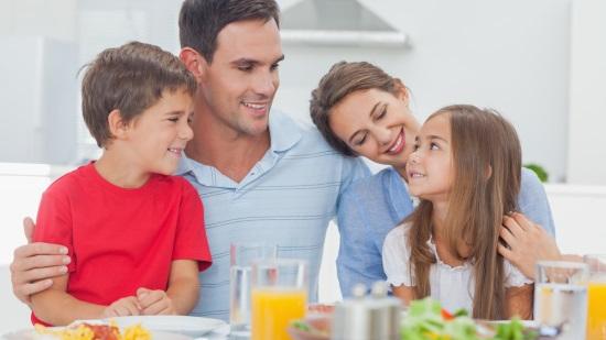 Jantar de família