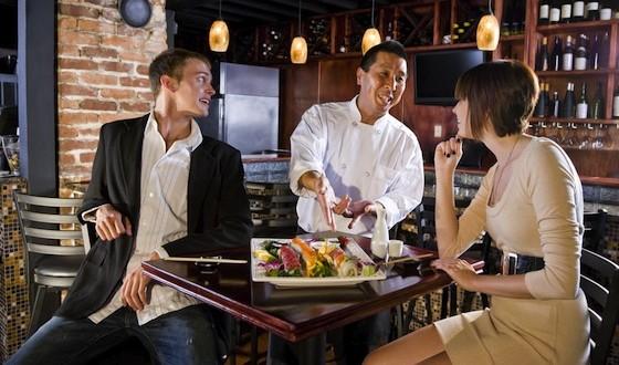Resultado de imagem para pedir no restaurante chines