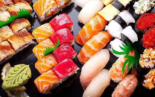 cele mai bune sushi pentru a pierde în greutate