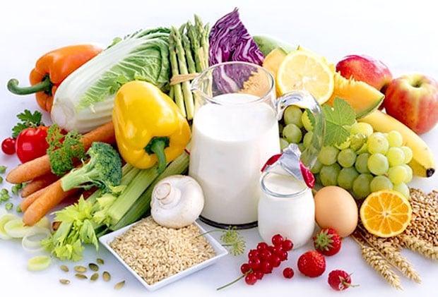Alimentos para ganho de peso