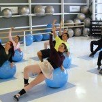 Aula de ballet fitness