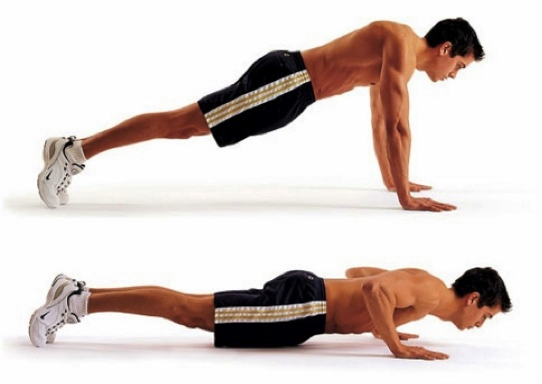 10 ejercicios de Crossfit para hacer en casa 4