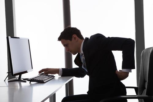 Postura das costas