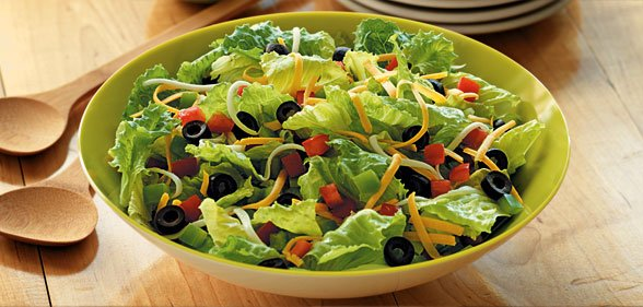 dieta da salada crua