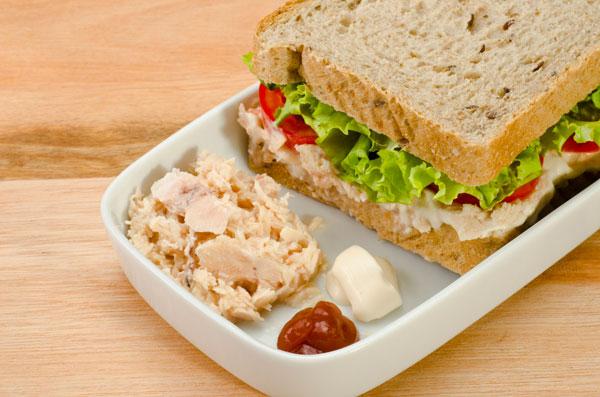 Sanduiche de frango