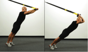 Tríceps suspenso