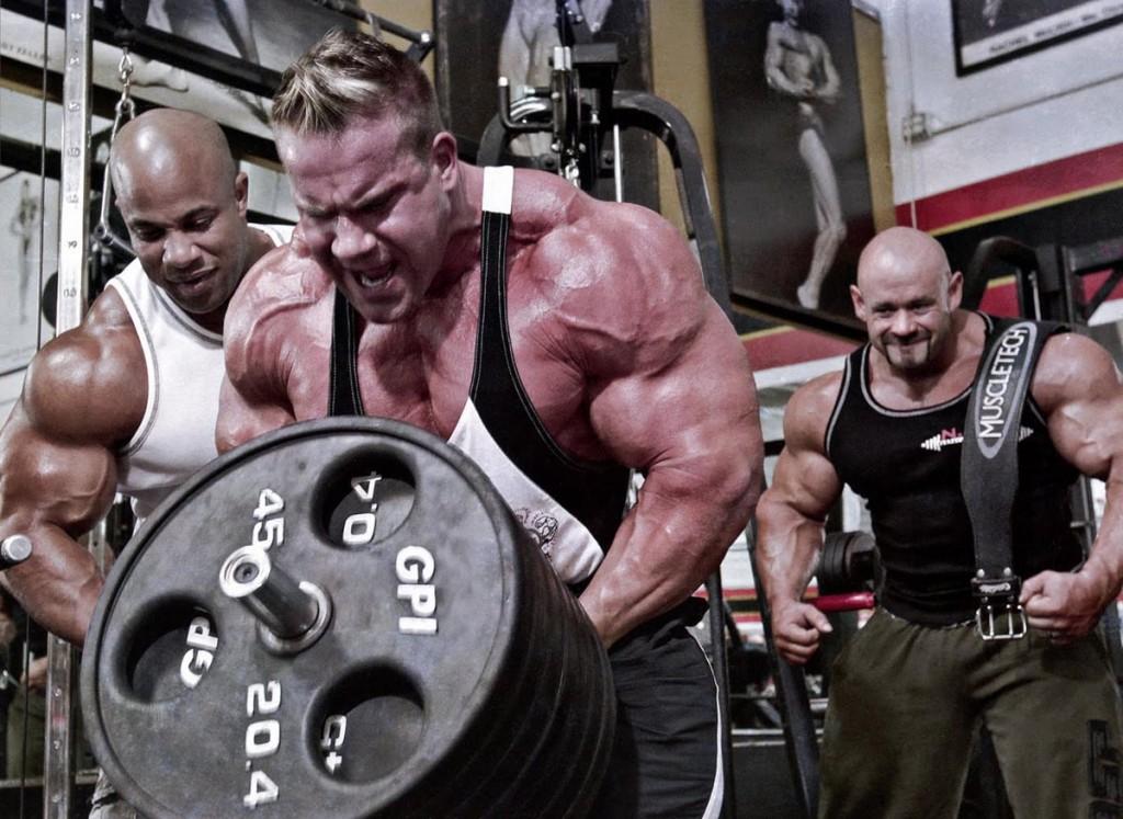 Jay Cutler Musculação