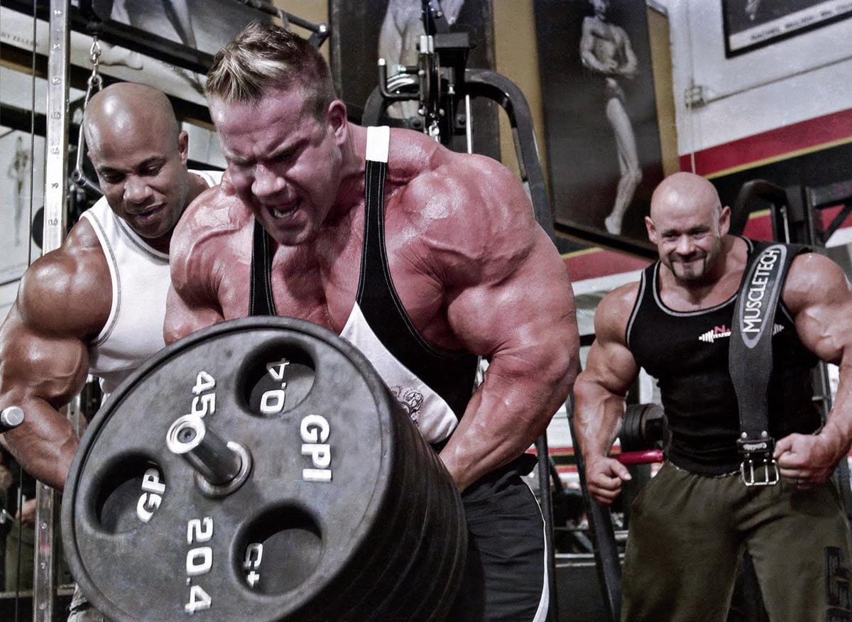 Jay Cutler Musculação Part 83