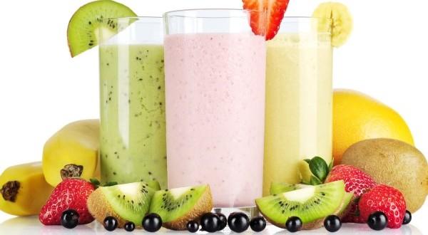 Batidos para adelgazar de frutas
