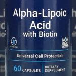acido alfa lipoico capa