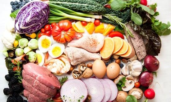Dieta Sem Carboidratos alimentos