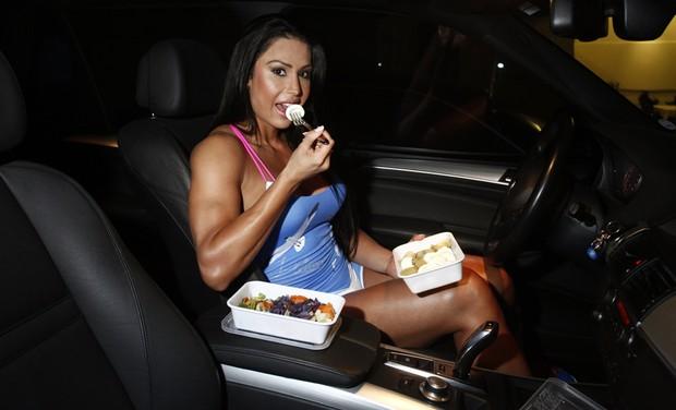A Dieta da Gracyanne Barbosa - Cardápio e Dicas