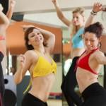 dança na academia