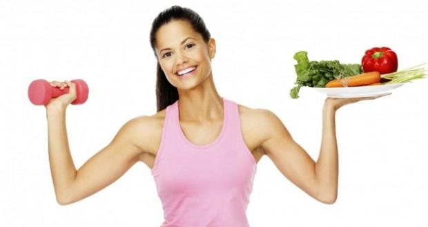 Dieta saudável e exercícios