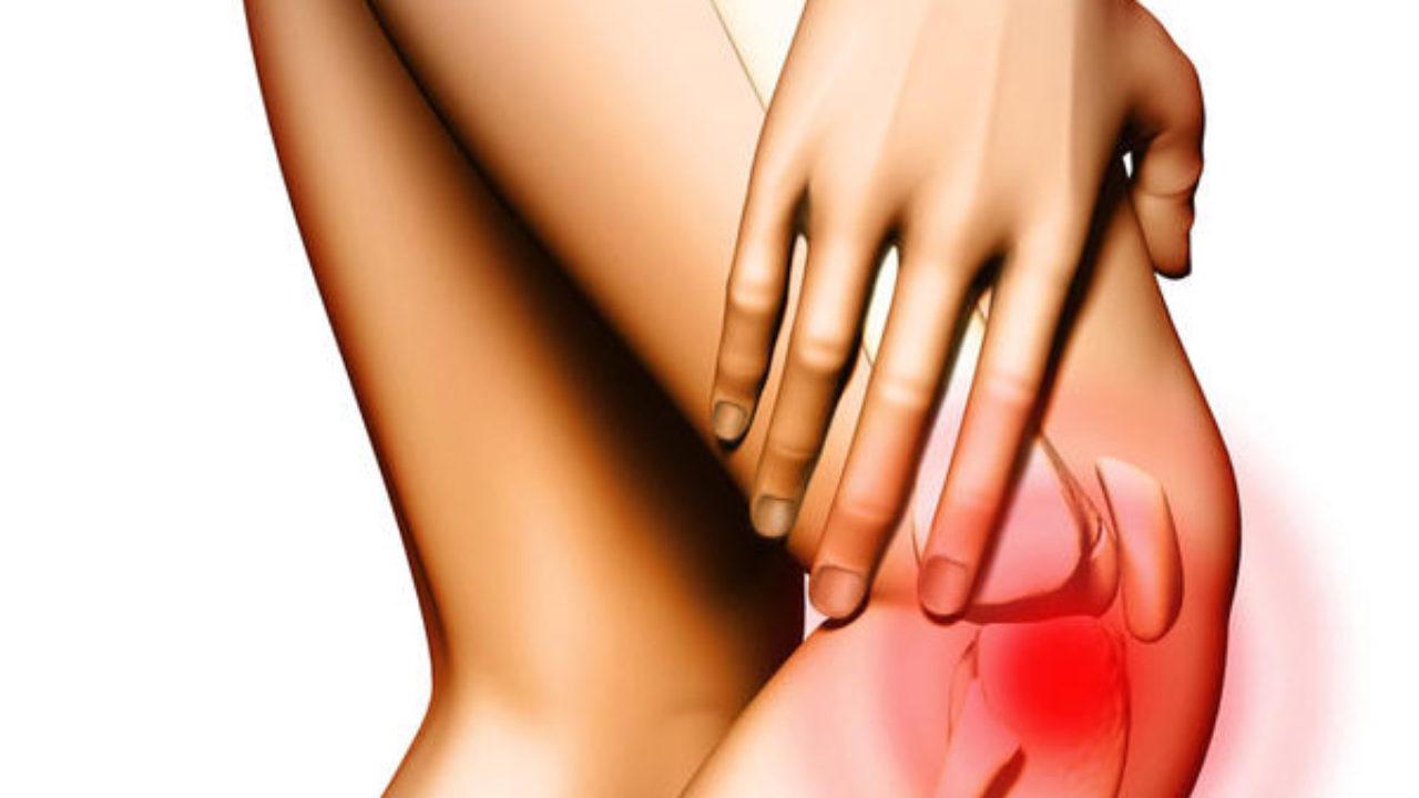 Queimação substituição cirurgia dor em joelho do de após