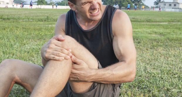 Dor muscular na perna