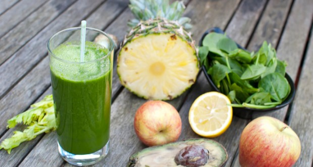 Frutas para suco detox