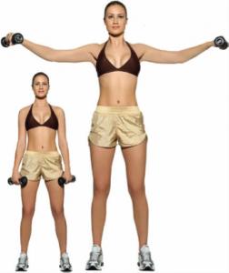 Elevação lateral funcional