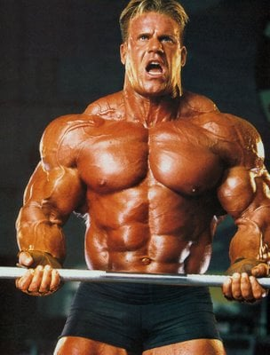 Jay Cutler bíceps