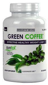 green coffee produto