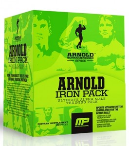 Iron pack Arnold